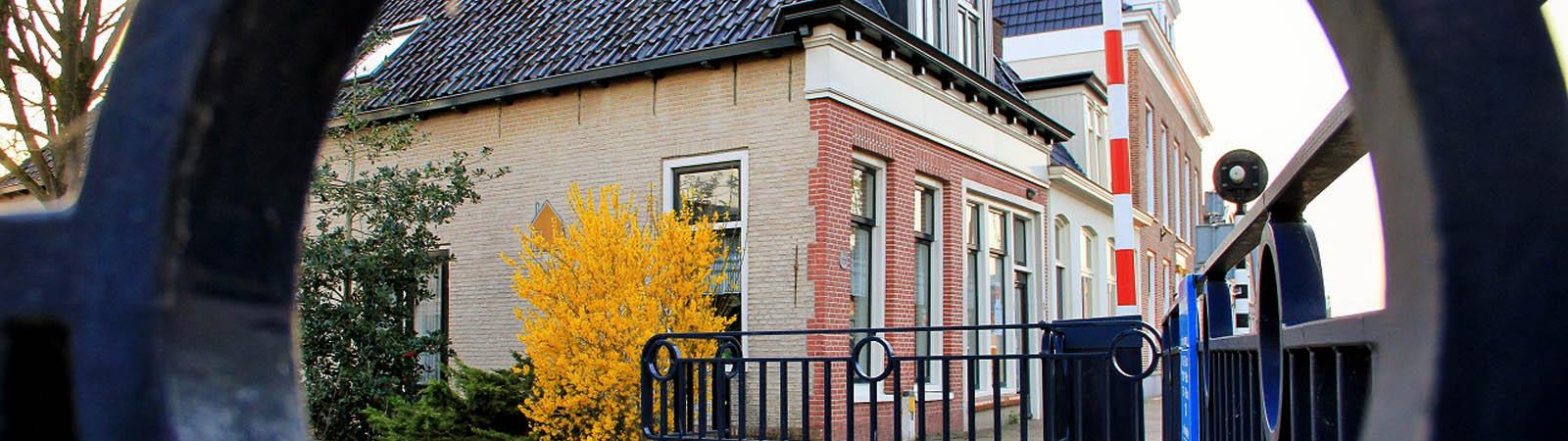 Aanloophuis Oer de Brêge